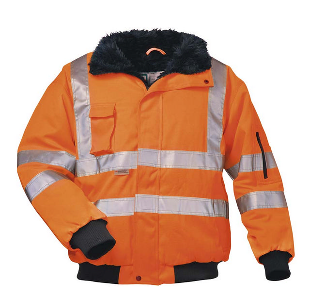 *GUSTAV* WS - PILOTJACKE ORANGE
